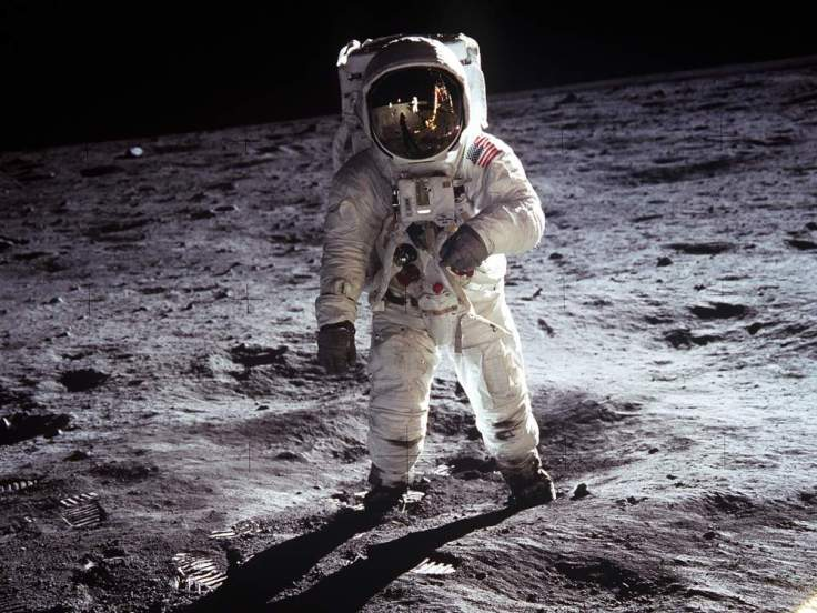 Buzz Aldrin (Smithsonian Institute)